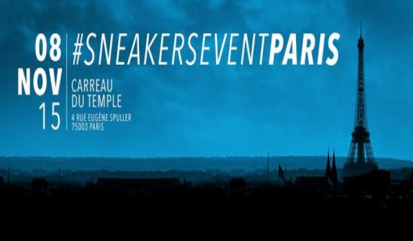 SNEAKERS EVENT PARIS #7