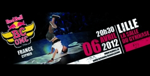 RED BULL BC ONE : LILLE 2012