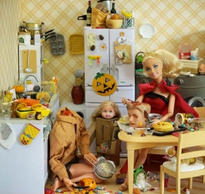 BARBIE'S NERVOUS BREAKDOWN