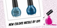 NAILS POLISH: NEW COLORS - NICOLE BY OPI