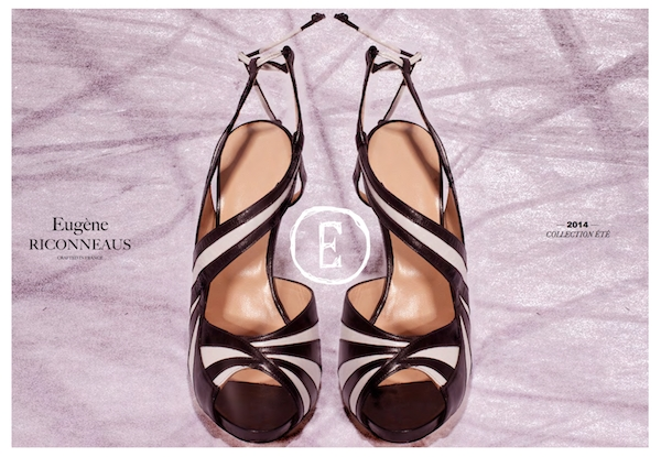 EUGENE RICONNEAUS : SPRING SUMMER 14 SHOES COLLECTION