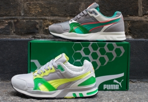 TRINOMIC : PUMA THE QUEST DE LA BOITE VERTE
