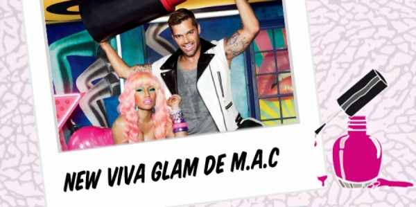 BEAUTY NEW VIVA GLAM BY M.A.C