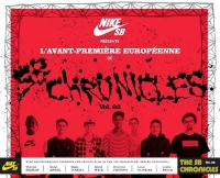 NIKE SB CHRONICLES VOL 2 : PARIS REPORT