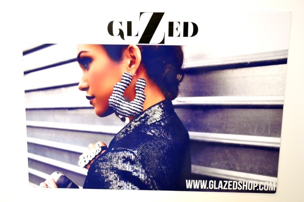 REPORTAGE PHOTOS SUR LE SHOWROOM GLAZED SHOP