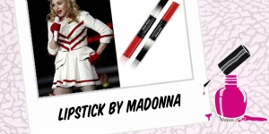 BEAUTY : LIPSTICK BY MADONNA
