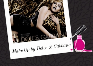 BEAUTY : LE MAKE UP DOLCE & GABBANA DISPONIBLE EN FRANCE !