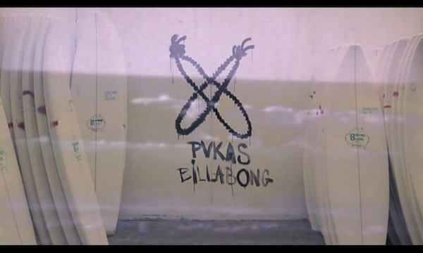 SURF COLLAB : BILLABONG X PUKAS : UNE COLLECTION EXCLUSIVE EN EUROPE