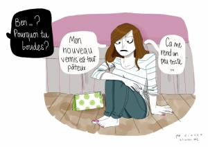 INTERVIEW DE L'ILLUSTRATRICE : ALIÉNOR