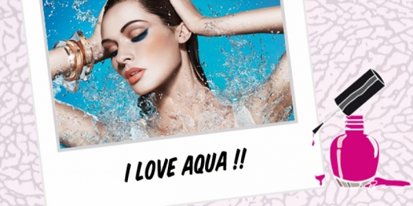 I LOVE AQUA BY MAKE UP FOR EVER