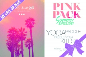 WE LOVE UR BLOG : PINK PACK SUMMER SESSION