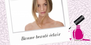 BEAUTY : SUCCESS STORY, BAUME BEAUTÉ ÉCLAIR BY CLARINS