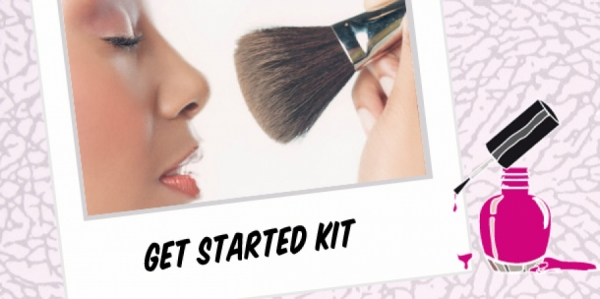BEAUTY : GET STARTED KIT