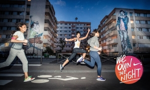 WE OWN THE NIGHT : 10KM POUR ELLES BY NIKE