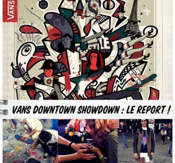 VANS DOWNTOWN SHOWDOWN, SKATEBOARD CONTEST 2013