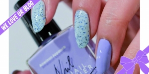 BEAUTY : WE LOVE UR BLOG : PASTEL SPECKLES
