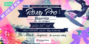 WE LOVE UR BLOG : ROXY PRO 2012