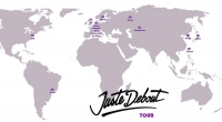 LE JUSTE DEBOUT WORLD TOUR !