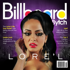 MIXTAPE : LORE'L - BILLBOARD BYTCH
