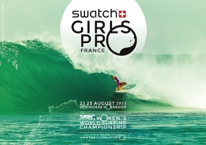 LA COMPÉTITION SURF GIRLIE : LE SWATCH GIRLS PRO