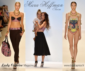 MIAMI FASHION WEEK REPORT : MARA HOFFMAN 2014
