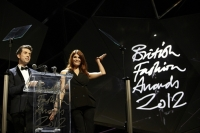 BRITISH FASHIONS AWARDS 2012 : AND THE  WINNER IS...