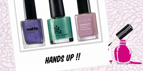 BEAUTY : HANDS UP !