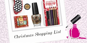 BEAUTY : CHRISTMAS SHOPPING LIST