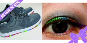 WE LOVE UR BLOG : KICKS X MAKE UP BY THE SNEAKERETTE