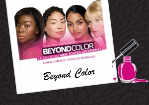 BEAUTY : LE SALON BEYOND COLOR