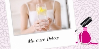 BEAUTY : MA CURE DÉTOX