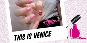 VENICE BY LILI NGUYEN, PIMP YOUR NAIL !
