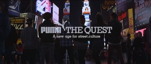 PUMA THE QUEST : WEB-SERIE EPISODE #1