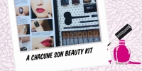 BEAUTY : À CHACUNE SON KIT !