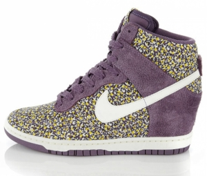 NIKE X LIBERTY OF LONDON COLLAB!
