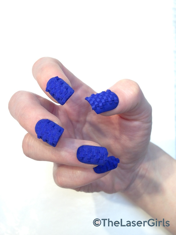 THE LASER GIRLS RÉVOLUTIONNENT LE NAIL ART !